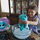 Little Live Питомец сюрприз Няшка Потеряшка голубой Scruff-a-Luvs plush mystery rescue pet blue, фото 8