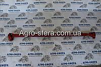 Вал карданный привода жатки без кожуха ДОН 3518050-12330