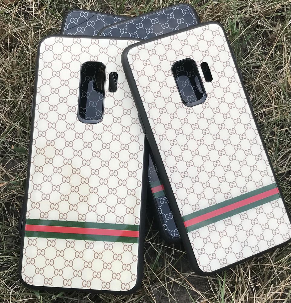 Зеркальный чехол Gucci для Samsung Galaxy S9 Plus G965