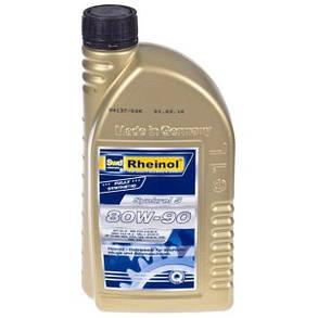 Трансмиссионное масло Rheinol, Synkrol 5, 80W-90, 1л (5 80W-90), фото 2
