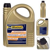 Трансмиссионное масло Rheinol Synkrol 4, 80W-90, 5л (4 80W-90), фото 3