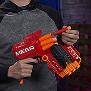 Бластер Nerf Мега Три-Брейк N-Strike Mega Tri-Break, фото 5