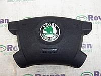 Подушка безопасности водителя Skoda FABIA 1 1999-2007 (Шкода Фабия), 61305245D