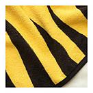 ИКЕА (IKEA) DJUNGELSKOG, 803.938.24, Полотенце с капюшоном, тигр, желтый, 70x140 см - ТОП ПРОДАЖ, фото 2