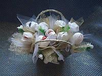"""Букет из конфет""""Новогодняя сумочка для принцессы"""", фото 1"""