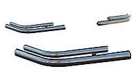 УАЗ 3151 Задние двойные уголки AK003-double (2 шт, нерж)
