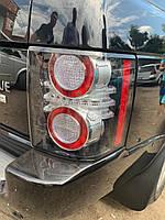 Range Rover Vogue L322 Задние фонари рестайлинг (2 шт)