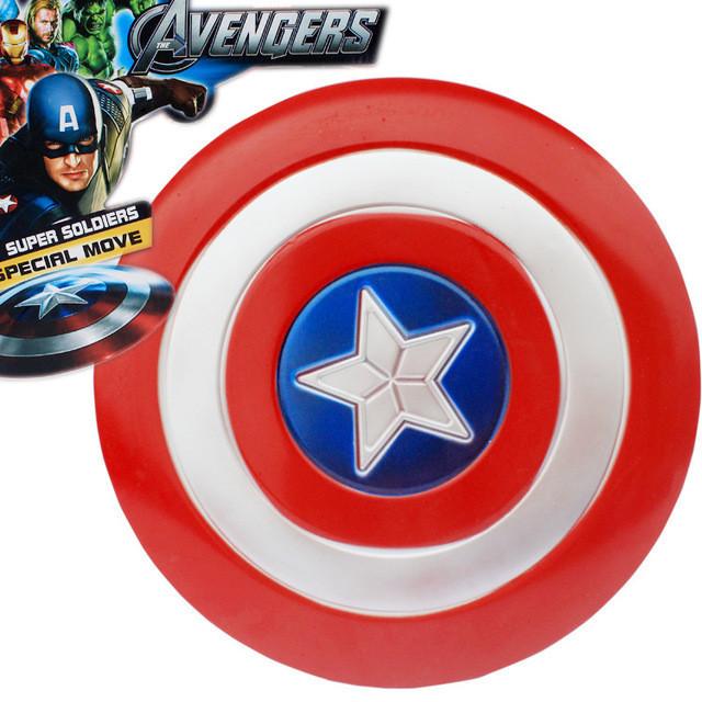 Щит Капитан Америка 35см