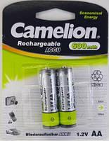 Аккумулятор Camelion R6 600 mA Ni-Cd