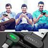 Кабель USB Type-C Mcdodo с двусторонним USB разъемом LED индикацией для зарядки и передачи данных (Черный), фото 3