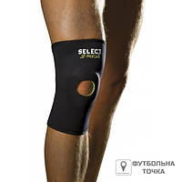 Наколенник Select KNEE SUPPORT W. OPEN PATELLA 6201 (562010-010)