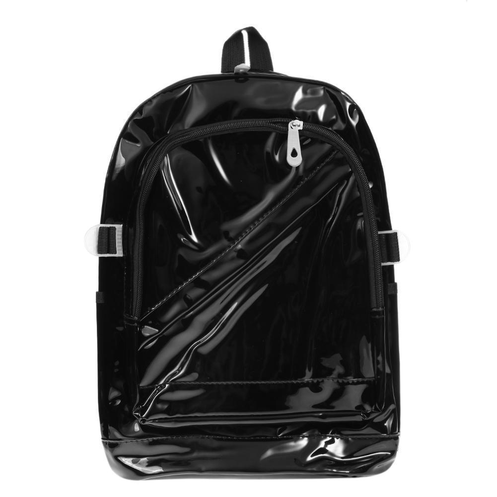 Большой прозрачный силиконовый рюкзак