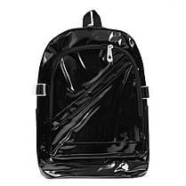 Великий прозорий силіконовий рюкзак, фото 2