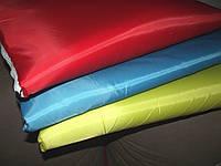 Сумка пляжная для отдыха раскладная на молнии (синяя) 140х67х2 см, фото 1