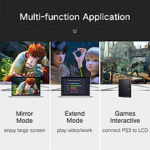 HDMI кабель Ugreen HD101 с поддержкой FullHD/4K/3D video resolution, многоканальный звук 5.1/7.1, фото 3