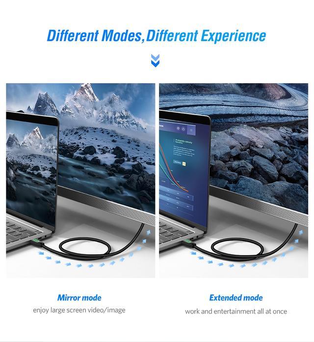 HDMI кабель V2.0 Ugreen HD101 с поддержкой FullHD/4K/3D video resolution, многоканальный звук 5.1/7.1 1m 1.5m 2m 3m 5m
