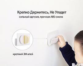 Универсальный держатель Ugreen для телефона с настенным креплением LP108 (Белый), фото 3