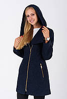 Женское кашемировое пальто №46 (Батал) 42- 62 р