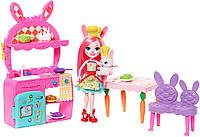 Набор ЭнчантималсКухня кролика Бри Банни Enchantimals Kitchen Fun Playset