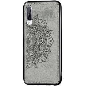 TPU+Textile чехол Mandala с 3D тиснением для Samsung Galaxy A70 (A705F)