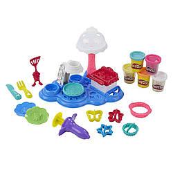 Игровой набор Play-Doh Сладкая вечеринка Play-Doh Cake Party B3399