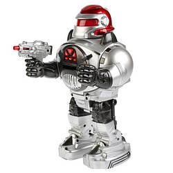 Робот интерактивный Робокоп на английском языке со световыми и звуковыми эффектами 9895