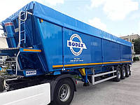 Тенты для зерновозов из ПВХ ткани - Германия 680 г/м2.