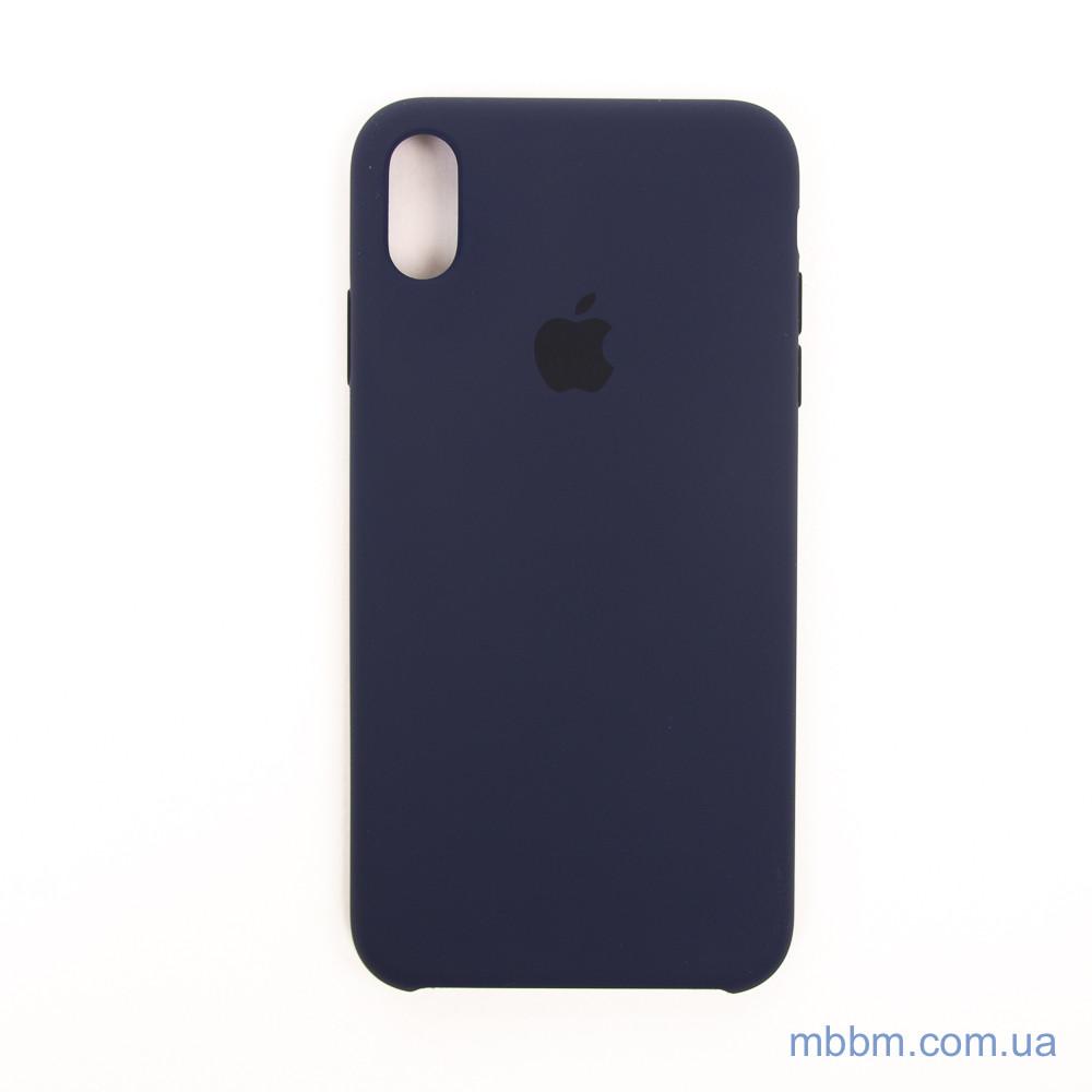 "Накладка Apple iPhone Xs Max {6.5""} midnight blue [копия]"