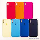 """Накладка Apple iPhone Xs Max {6.5""""} midnight blue [копия], фото 10"""