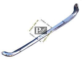 Бампер ВАЗ 21011 задний металлический (Sahler)