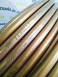 """Труба для теплої підлоги """"Ferolli"""" (Італія) Ø 16мм. З кисневим бар'єром. Товщина стінки 2мм, фото 2"""