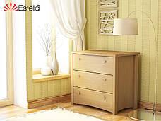 Комод деревянный ВЕГА ТМ ЭСТЕЛЛА, фото 2