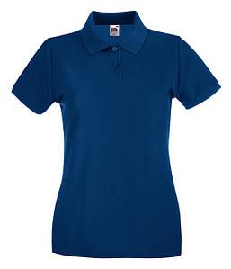 Женская тенниска поло XS, Темно-Синий