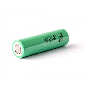 Аккумулятор Samsung INR18650-25R 2500 мА*ч 20А