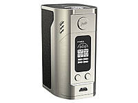 Батарейный мод Wismec Reuleaux RX300 Mod Silver