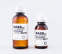 Жидкость-база набор для электронных сигарет Addicting Juice Big Cloud 3 мг 20/80 (200 мл+100 мл)