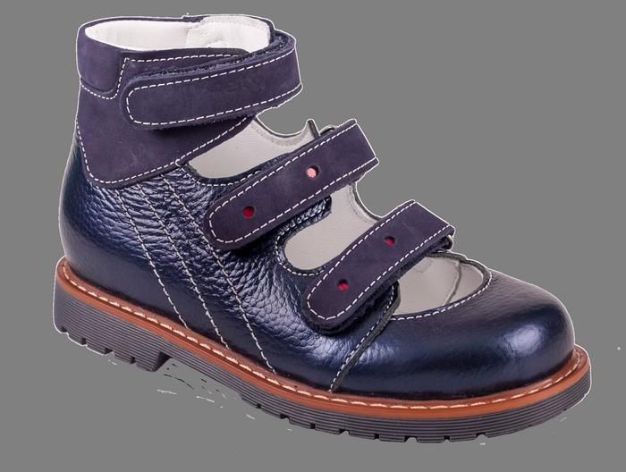 Туфли ортопедические 06-316 р. 31-36
