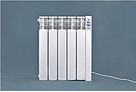 Электрорадиатор Optimax (ОптиМакс) Standart, 5 секций, 600 Вт