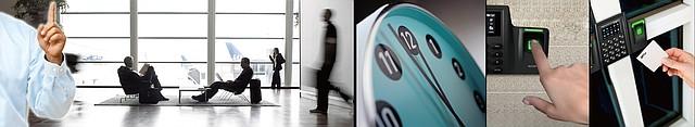 Биометрическая система ZKTeco DS100 украсит интерьер любого современного офиса!