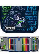 Пенал - книжка с наполнением Racing K19-622H-10, ТМ Kite