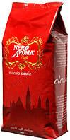 Кофе зерновой Nero Aroma Classic 50% араб/ 50% роб