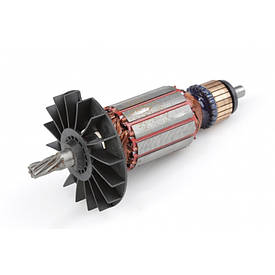 Ротор для обертового молотка 7 різців Нова модель AL34 / RH3004