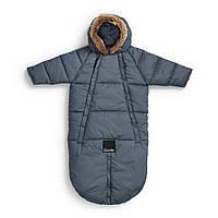 Elodie Details - Детский комбинезон Tender Blue, 0-6 месяцев, фото 1
