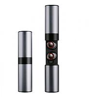 Беспроводные Bluetooth наушники - S2 Stereo чёрные и серые
