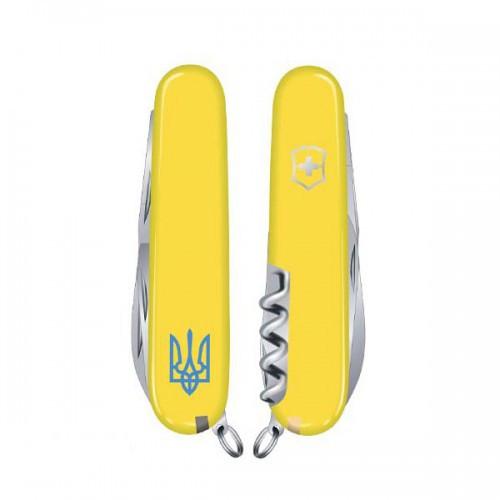 Нож Victorinox Spartan Ukraine (1.3603.8R1)