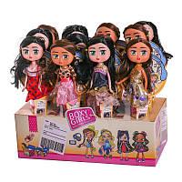 Кукла - модница X15227 Boxy Girls   кукла для девочки   куколка с большими глазами