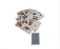 Карты игральные покерные атласные Duke 54 листа 87х62 мм (DN32313BL)
