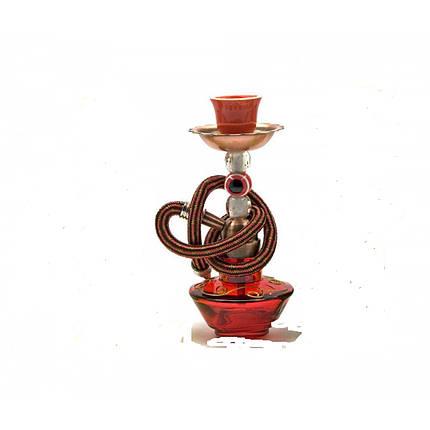 Кальян Huka 17 см Красный (DN24038), фото 2