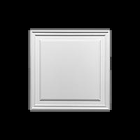 Панель для обивки дверей и стен Orac Decor D 503, лепной декор из полиуретана.