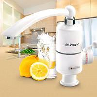 Проточный водонагреватель Delimano Water Heater. Мгновенный нагрев воды. - Жми КУПИТЬ!